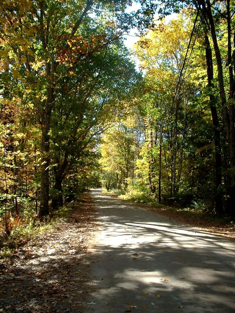 Old canaan road
