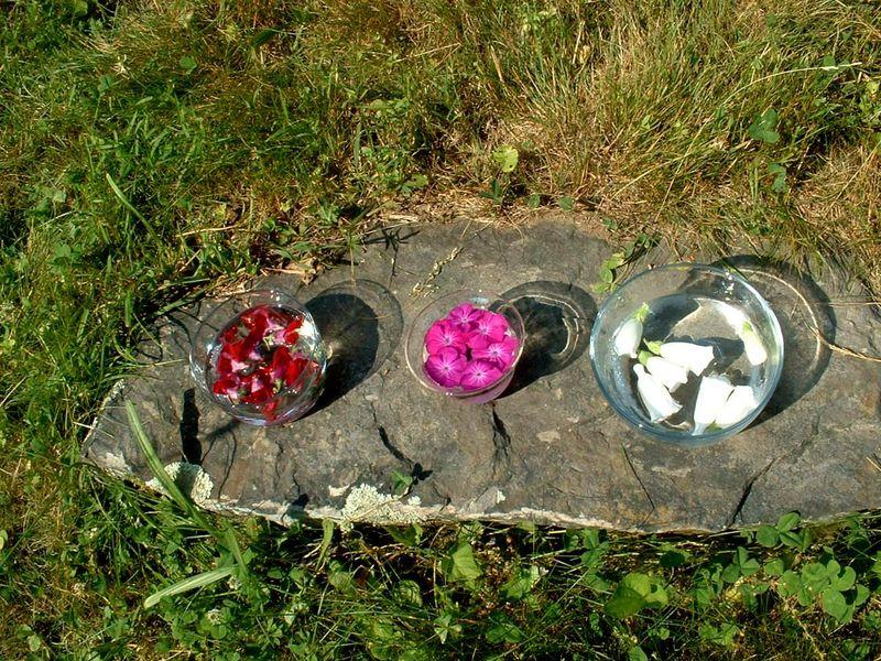 Birthday altar